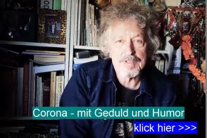corona this is not the time mit geduld und humor